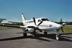 King Air C90 EXT